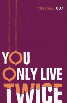 You Only Live Twice, Paperback Book
