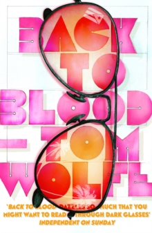 Back to Blood, Paperback Book
