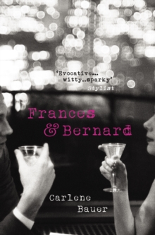 Frances and Bernard, Paperback Book