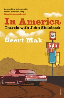 In America : Travels with John Steinbeck, Paperback Book