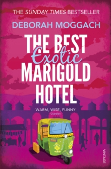 The Best Exotic Marigold Hotel, Paperback Book