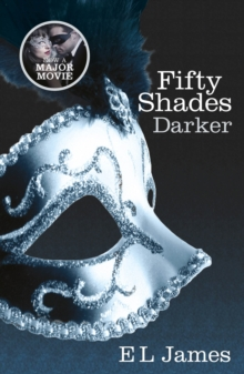 Fifty Shades Darker, Paperback Book