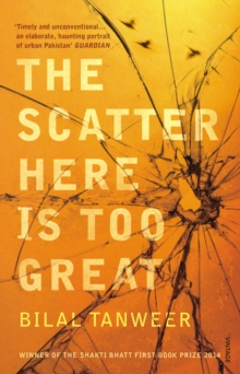 The Scatter Here is Too Great, Paperback Book