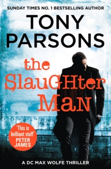 The Slaughter Man : An unputdownable crime novel from the Sunday Times bestselling author, Paperback Book