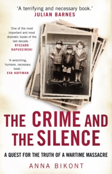 The Crime and the Silence, Paperback Book