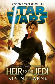 Star Wars: Heir to the Jedi, Paperback Book
