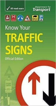Know Your Traffic Signs, Paperback Book
