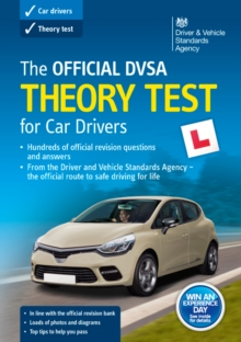 The Official DVSA Theory Test for Car Drivers, Paperback Book