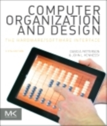 Computer Organization and Design MIPS Edition : The Hardware/Software Interface, Paperback Book