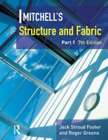 Mitchell's Structure & Fabric : Part 1, Paperback Book