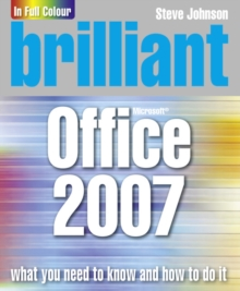 Brilliant Office 2007, Paperback Book