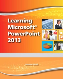 Learning Microsoft PowerPoint 2013 - CTE/School, Mixed media product Book