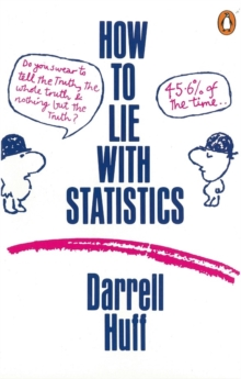 How to Lie with Statistics, Paperback Book