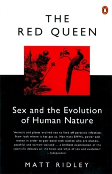 The Red Queen : Sex and the Evolution of Human Nature, Paperback Book