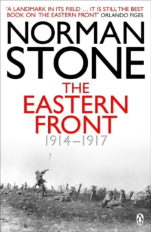 The Eastern Front 1914-1917, Paperback Book