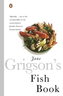 Jane Grigson's Fish Book, Paperback Book