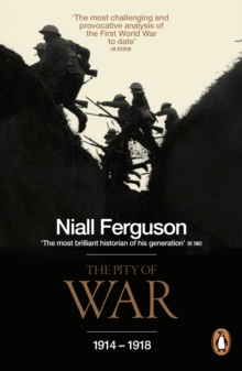 The Pity of War, Paperback Book