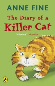 The Diary of a Killer Cat, Paperback Book