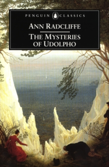 The Mysteries of Udolpho : A Romance, Paperback Book