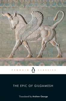 The Epic of Gilgamesh, Paperback Book