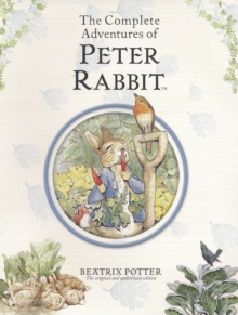 The Complete Adventures of Peter Rabbit, Paperback Book