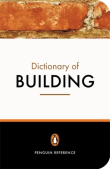 The Penguin Dictionary of Building, Paperback Book