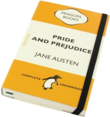 PRIDE & PREJUDICE NOTEBOOK,  Book