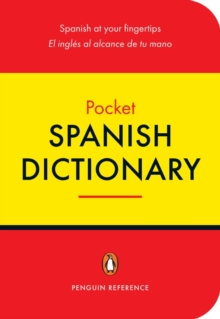 The Penguin Pocket Spanish Dictionary, Paperback Book
