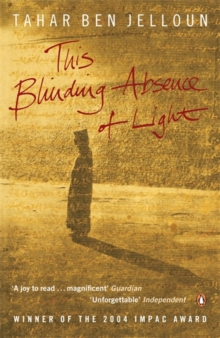 This Blinding Absence of Light, Paperback Book