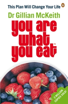 """You are What You Eat"" : This Plan Will Change Your Life, Paperback Book"