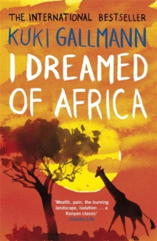 I Dreamed of Africa, Paperback Book