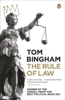 The Rule of Law, Paperback Book