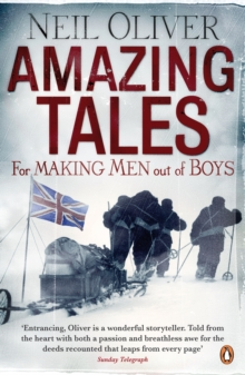 Amazing Tales for Making Men Out of Boys, Paperback Book