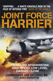 Joint Force Harrier, Paperback Book