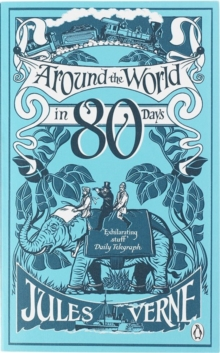 Around the World in Eighty Days, Paperback Book
