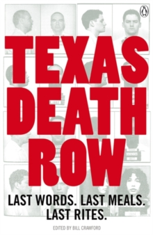 Texas Death Row, Paperback Book