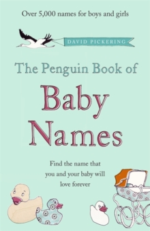 The Penguin Book of Baby Names, Paperback Book