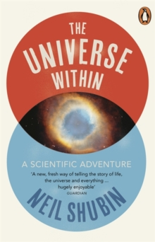The Universe within : A Scientific Adventure, Paperback Book