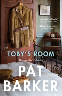 Toby's Room, Paperback Book