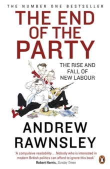 The End of the Party, Paperback Book