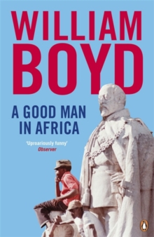 A Good Man in Africa, Paperback Book