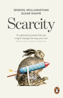 Scarcity : The True Cost of Not Having Enough, Paperback Book