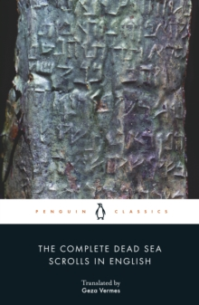 The Complete Dead Sea Scrolls in English (7th Edition), Paperback Book