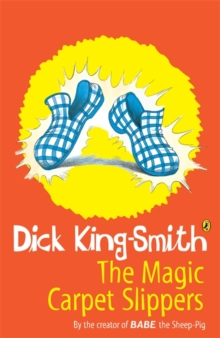 The Magic Carpet Slippers, Paperback Book