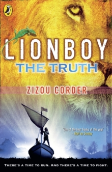 Lionboy: The Truth, Paperback Book