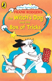 The Witch's Dog and the Box of Tricks, Paperback Book