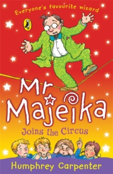 Mr Majeika Joins the Circus, Paperback Book