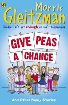 Give Peas a Chance, Paperback Book