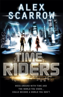 TimeRiders, Paperback Book