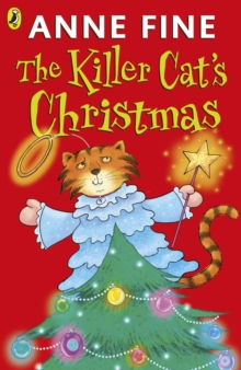 The Killer Cat's Christmas, Paperback Book